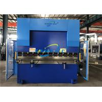 China High Precision Servo CNC Press Brake 100 Ton 2500mm For Stainless Steel Export Mexico on sale