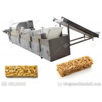 Quality Commercial Cereal Bars Machine Forming Puffed Rice With Progressive Technology for sale