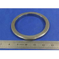 Buy cheap 38HRC - 48HRC Hardness Cobalt Alloy 6 Wear Ring Mechanical Seal Components from wholesalers