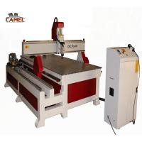 Quality Jinan CAMEL  Nc-studio /DSP /March 3 rotary wood acrylic PVC MDF 3 axis CNC engraving machine CA-1325 cnc router for sale