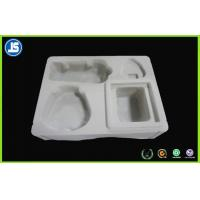 China Thermal Transfer Pringting Medical Blister Packaging Tray With Flocking on sale
