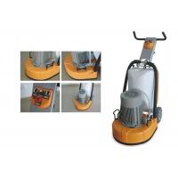 Quality 1250RPM High Speed Concrete Floor Grinder tile floor cleaning machine for sale