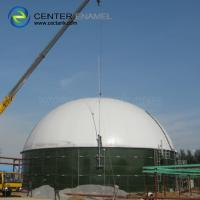 Quality Anaerobic Digester Tank  With Double Membrane Membrane Gas Holder For Anaerobic Digestion Plants for sale