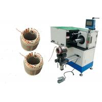 China Induction Motor Stator Coil Horizontal Single Side Lacing Machine SMT-DW300 on sale