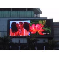 Buy cheap P3.91 P4 P4.81 P5 P6 P8 P10 Outdoor Large Advertising Full Color Led Display For Fixed from Wholesalers