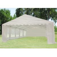 Buy Aluminum Frame White Garden Party Marquees Wedding Reception Canopy at wholesale prices