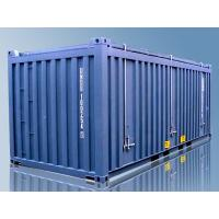 China Custom 20 Feet  Hard Open Top Container Iso Shipping Container on sale