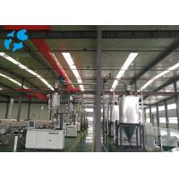 Quality Self Adaptive Hot Air Hopper Dryer 60 To 300 ℃ PID Temperature Low Consumption for sale