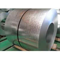 Quality S220GD S250GD Hot Dipped Galvanized Steel Coils Chromated AFP Oiled Surface for sale