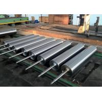 Quality Laser Engaved Chrome Rollers For Offset Flexo Moban Stainless Steel Pipe Material for sale