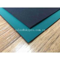China ESD Antistatic Table Rubber Mat For Worktable / Green Rubber Table Sheet For Production Line on sale
