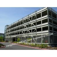 Quality High Performance Economical Steel Framing Systems Automobile Garages for sale