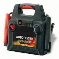 Buy cheap 300A Reliable Jump Starter, Suitable for Most Medium to Full Size Passenger from wholesalers