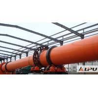 Quality Professional Cement Plant Rotary Kiln Dryer With Capacity 120 - 200t/h ISO CE IQNet for sale