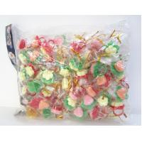 Quality Colorful Ring Shape Compressed Candy In Bag Funny Lovely Toy Baby Candy for sale