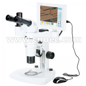 Quality Lightweight USB Digital Microscope 8.4 Inch Screen Binocular Head LCD A36.1001 for sale