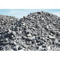 China Gray Corundum 98% Shaped Refractories  Vice White Fused Alumina 1-3MM 3-5MM For Refractory Brick on sale
