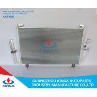 Quality Rapair Nissan Condenser radiator tank plastic material for Nissan OUTLANDER(03-) for sale