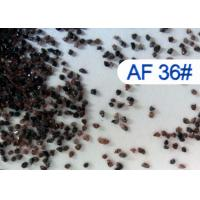 Quality 95 Grade Aluminum Oxide Blasting Abrasive Deblurring Media 2100 HV Hardness for sale