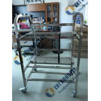 Quality Universal stainless steel racks ,UIC  feeder storage cart, Universal feeder storage cart for sale