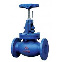 Quality DIN3356 PN16 Stainless Steel Globe Valve Flange Connection BS Standard for sale