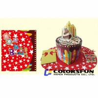 Quality 3D Pop Up Greeting Cards for sale