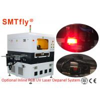 Quality Flexiable Printed Circuit PCB Depanelizer Machine , Laser PCB Board Cutting Machine for sale