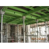 Quality Painting Steel - Plywood Slab Formwork Scaffolding System , peri formwork system for sale