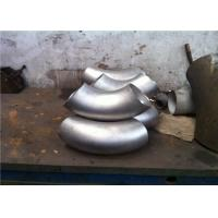 Quality 304 Duplex Stainless Steel Pipe Fittings 45 Degree Elbow For Pipeline ISO9001 for sale