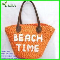 Quality Promotional corn husk straw handbags for sale