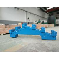 Quality Herrenknecht TBM Tools Q345 42crmo Material Japanese Technology Blue Color for sale