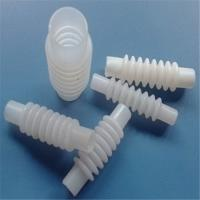 Quality Supply white silicone rubber hose, transparent silicone cover, silicone expansion tube, rubber expansion tube,food grade for sale