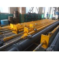 Quality Customized Welded Hydraulic Cylinders Double Acting Hydraulic Ram Rustproof for sale