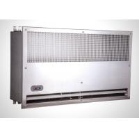 Quality Ceiling Embedded Electric Heated Air Curtains , Fireproof Horizontal Air Curtain  for sale