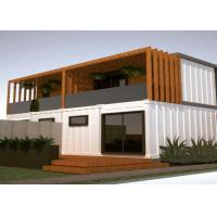 Quality Prefab Modular Combined Modified Shipping Container Home Demountable Housing USA for sale
