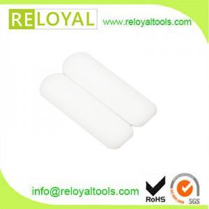 Quality MC26.3 high density sponge white foam paint roller cover for sale