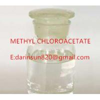 Quality METHYL CHLOROACETATE; CAS: 96-34-4; Chloroacetic acid methyl ester; Methyl chloroethanoate; Methyl monochloroacetate for sale
