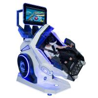 Quality Extreme Racing Experience Roller Coaster Motion VR Chair 360 VR Simulator for Amusement Park for sale