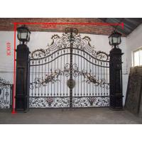 Quality Wrought iron gates garden gate for sale