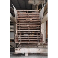 Quality Tray Station Mobile Concrete Block Making Machine for sale