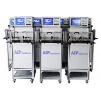 Quality Electrical Fan Motor Testing Machine , AC Hipot Test Equipment Clear Interface for sale
