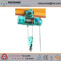 Quality Wire Rope Hoist Machine for sale