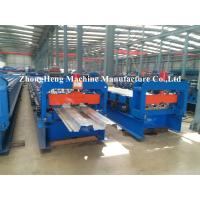 Buy cheap Full Automatic Galvanized Corrugated Roof Tiles Making Machine k Span CE from wholesalers