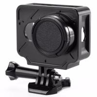 Quality Aluminium Protective Case Shell + 37mm UV Filter For Xiaomi Xiaoyi Camera for sale
