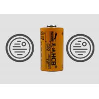 Buy cheap Non Rechargeable No Passivation Li-MnO2 Battery For Security Monitoring from wholesalers
