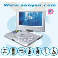 Quality Portable DVD/TV/GAME/USB/MPEG4/Card reader with 9.2