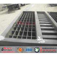 Quality Metal Bar Grating Drainage Cover for sale