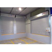 Industrial Outside / Inside Sectional Doors Safe 40mm Insulated Sandwich Panel