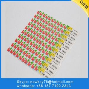 Quality Key Genuine Original Microsoft Windows 10 Professional COA Sticker Win10 Pro for sale