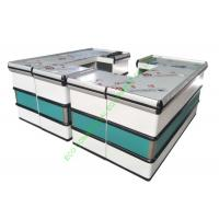 Buy Elegant Custom Made Cash Register Checkout Counter Left Or Right Direction at wholesale prices